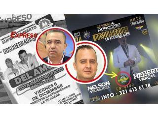 Alcaldía de Dosquebradas en otro concierto ¿gratis cómo el de $600 millones que pagó en diciembre?