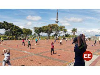 Regresan los aeróbicos a la Villa Olímpica