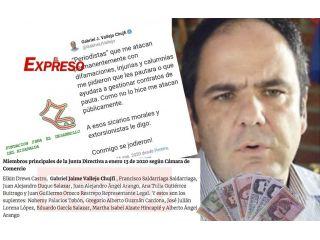 Representante Vallejo informar no es calumniar y los documentos de la fundación no cuadran