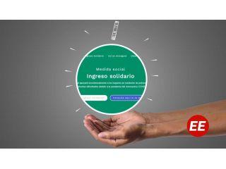 Programa Ingreso Solidario, una alternativa para familias de escasos recursos