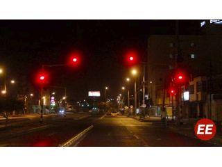 Se moderniza la red de semáforos de la ciudad