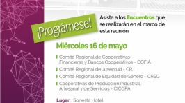 LXXI Reunión del Consejo de Administración de Cooperativas de las Américas