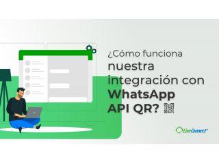 WhatsApp Multiusuario con Integración QR