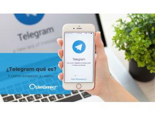 ¿Telegram qué es? Y cómo empezar a usarlo