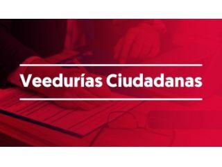 Atención usuarios convocatoria veedurías ciudadanas…