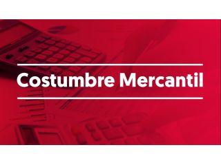 Costumbre Mercantil