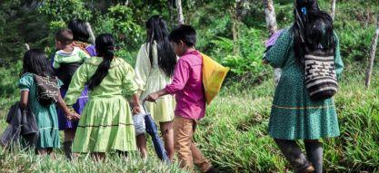 Comunidades indígenas de Risaralda recibieron suplemento alimentario para sus menores de edad