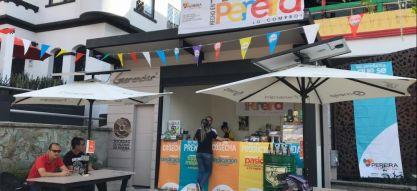 Emprendedores de Hecho en Pereira se toman el Parque El Prometeo