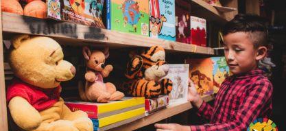 Se emprendió campaña de donación de libros para apoyar a comunidades más vulnerables de Pereira