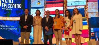 ProRisaralda participó en la cuarta versión de Cali Epicentro de Desarrollo y Paz