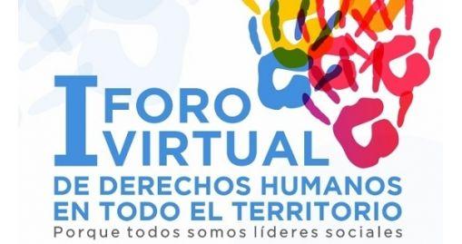 Las personerías de Colombia se unen para debatir la situación de los líderes sociales