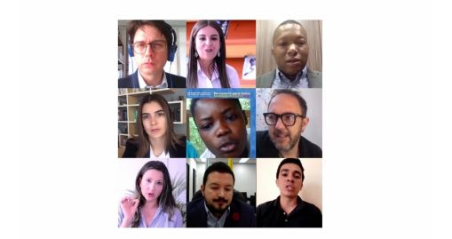 Personeros, líderes, artistas, periodistas y ciudadanos alzaron su voz