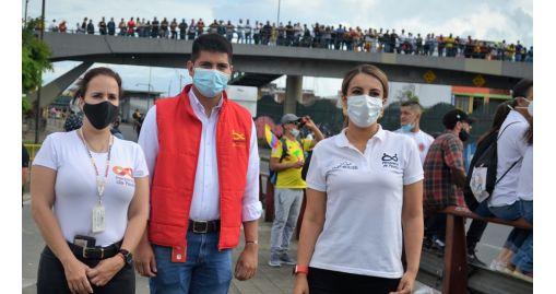 Personería da trámite a 17 quejas derivadas de las jornadas de protesta realizadas en Pereira