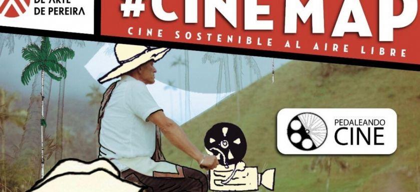 El cine sostenible y al aire libre llega al parque La Rebeca