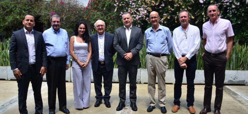 La Sociedad de Mejoras de Pereira firmó alianza para potenciar el desarrollo de la región a través del Lote Matecaña