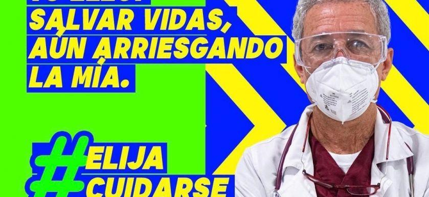 Más de 100 empresas y entidades se han sumado a la campaña Elija Cuidarse